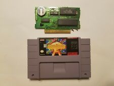EarthBound SNES 1993  1994 Authentic  Tested Working saves mother earth 2