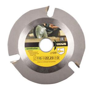 115mm 3T Circular Saw Blade Grinder Disc Carbide Wood Cutting Disc Blades