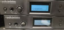 Audio-Technica M3T UHF STEREO TRANSMITTER / RECEIVER (3) Sets included in sale