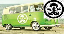 1x Large Saltrock surf surfing vinyl car / van graphic decal stickers graphics