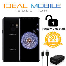 Samsung Galaxy S9 SM-G960U1 - 128GB - Midnight Black (Factory Unlocked)