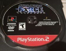 Star Wars: The Force Unleashed disk only (Sony PlayStation 2, 2008)