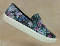 Crocs Citilane Roka Graphic Tropical Floral Slip on Loafers 204623 Womens Size 9