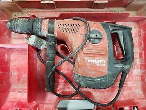 Hilti TE 50-AVR Hammer Drill Corded Electric Combi hammer W/ Case Bits Chisel