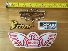 Lot set BMX Park Street Racing Bikes Bicycle Bicycles Patch patches