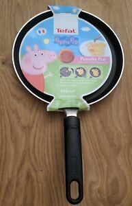 Tefal Peppa Pig 25cm Pancake Pan New Unused No Squeezy Bottle RARE - Free P&P