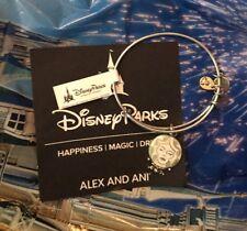 NWT Disney Parks Haunted Mansion Madame Leota Alex And Ani Silver