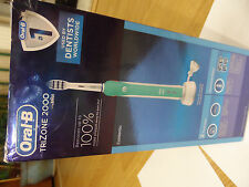Brand New Oral-B Trizone 2000 Electric Rechargeable 3D Toothbrush  Braun
