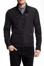 Diesel Men's JEFFIR-R Lightweight Windbreaker Jacket Black Size L fits M  $230