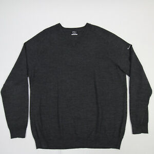 Nike Golf Sweater Men's Charcoal Used