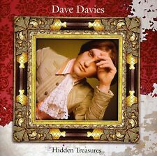 Hidden Treasures - Dave Davies (2011, CD NIEUW)