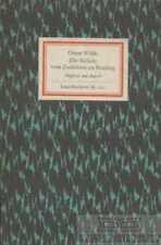 La ballade du prison de Reading: Wilde, Oscar