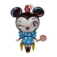 Enesco Disney Showcase Miss Mindy Minnie Mouse 7 Inch Vinyl Figure NEW