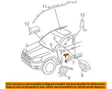 TOYOTA OEM Airbag Air Bag SRS-Position Sensor 8917833050