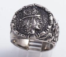 Tigran The Great V1 Sterling Silver Ring