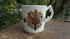 1981 Royal Wedding Prince Charles & Diana Aynsley China Mug