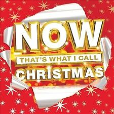 NEW Now That's What I Call Christmas (Audio CD)