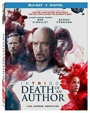 Intrigo: Death Of An Author (Blu-Ray / Digital) NEW