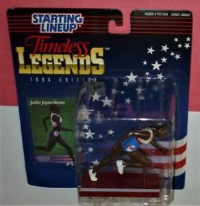 1996 JACKIE JOYNER-KERSEE Timeless Legends NM+ 1988 Olympics starting lineup