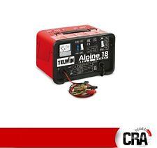 Caricabatterie  TELWIN alpine 18 boost 230V 12-24V