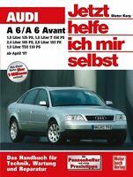 AUDI A6 ab 1997 Avant Reparaturanleitung Reparaturbuch Reparatur-Handbuch Buch
