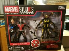 Marvel Legends Ant Man And Yellow Jacket Marvel Studios First Ten Years New