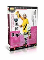ShaoLin Kongfu Chinese Peculiar Weapon Series Rope-dart by Shi Debiao DVD