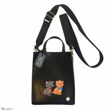 Disney Aristcats Mini Shoulder Bag Black Accommode Japan Limited Cosplay