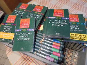 Histoire de l'Espagne et guerre d'Espagne ed. 1996 en 50 volumes
