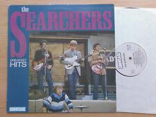 THE SEARCHERS  LP: GREATEST HITS (SHOWCASE SHLP 135)