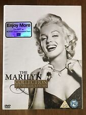 Marilyn Monroe DVD The Marilyn Collection 17 Movies The Misfits Some Like It Hot