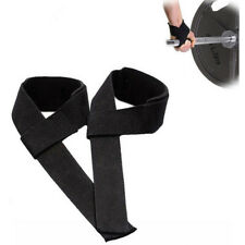 Wrist Strap Weight Lifting Straps Belts Support Wraps Fitness Strength Training