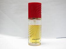 Amarige De Givenchy 15 ml 0.5 oz Eau De Toilette EDT parfum perfume Jan12
