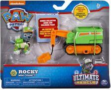 Coffret Pat Patrouille Chien Rocky Avec Son Camion Grue - Figurine - Paw Patrol