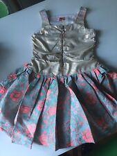 NO ADDED SUGAR GIRLS DRESS AGE 9/10, BNWT, Fortune, Neon Floral