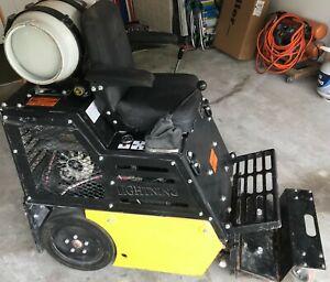 2017 OEM Ride On Lightning Floor Removal Machine