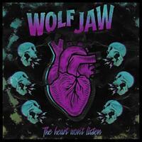 Wolf Jaw - The Heart Won't Listen (NEW CD)