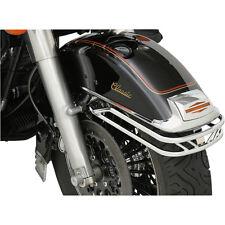 Protezione Guida Rails Cromato Parafango Anteriore Harley Davidson