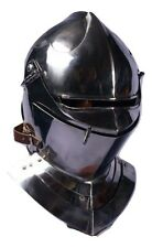 GOTHIC KNIGHT MEDIEVAL HELMET WARRIOR ROMAN COSTUME cheap costume gift item