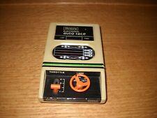 Sears Electronic Auto Race Hand Held Electronic Game
