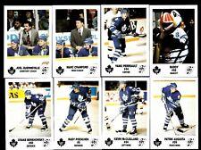 1992/93 AHL ST.JOHN'S MAPLE LEAFS Team Issued Set