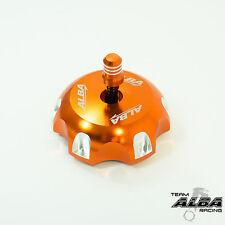 Yamaha Raptor 125 250 350 660  Gas Cap  Billet Aluminum  Alba Racing    403 T6 O
