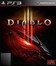 Diablo III (Sony PlayStation 3, 2013) AUSTRALIAN SELLER.