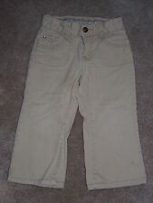 Girls CHILDRENS PLACE Khaki Pants Size 24 Months