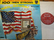 SGL 5658 Hail Sousa! / Revelli / University of Michigan Band HI-FI STEREO