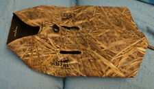 Avery Sporting Dog - L Dog Parka Vest Blades Camo with handle boat duck hunting