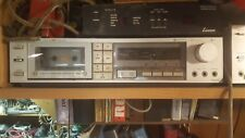 New listing Onkyo Ta-2025 cassette deck vintage stereo player recorder