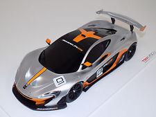 1/18 True Scale Models McLaren P1 GTR car #01 Pebble Beach Debut 2014 TSM151823R