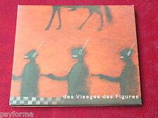 CD digipack NOIR DESIR / Album DES VISAGES DES FIGURES / Excellent état !!!