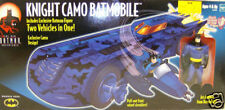 The New Batman Adventures Animated Series Knight Camo Batmobile W/ Figure Kenner